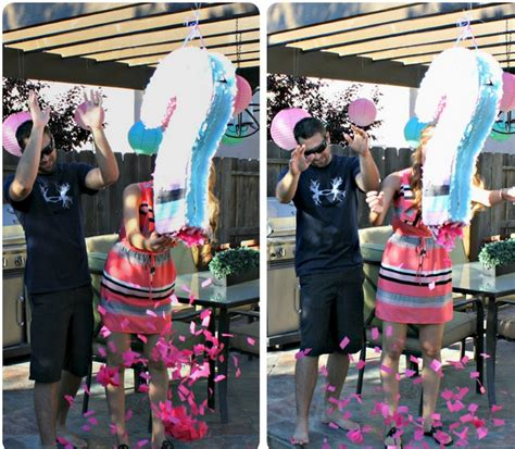 gender reveal party ideas craft