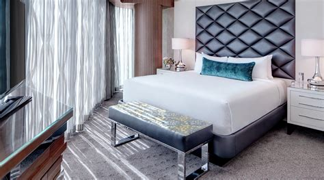 Bedroom Rooms Chicago Luxury Hotel The Langham Regarding