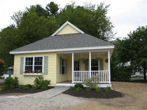 Small Modular Cottage Homes  Modern Modular Home