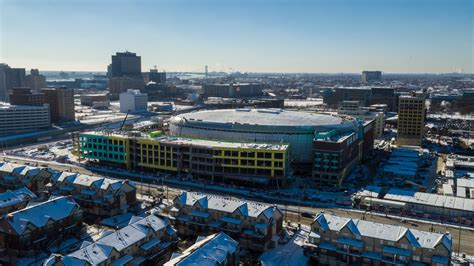 Kid Rock to heat up Little Caesars Arena with venue's ...