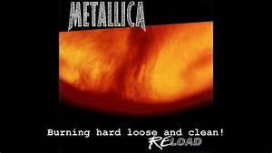 Metallica - Fuel Chords