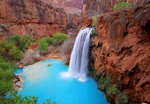 Grand Canyon Havasupai Falls
