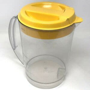 Coffee tp3 replacement iced tea pitcher. Mr. Coffee 3 Quart Iced Tea Pot TM3 TM3.5 Replacement Pitcher w/ Yellow Lid   eBay