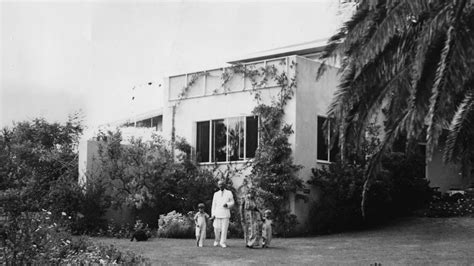 thomas mann house  midcentury great jr davidson la