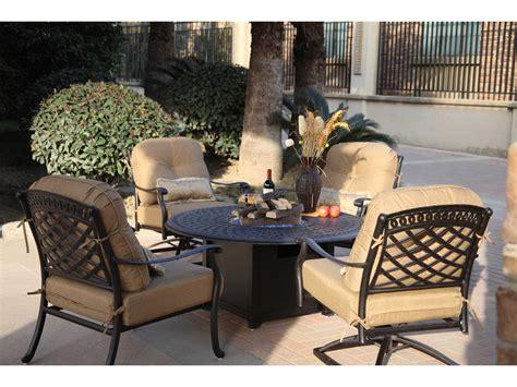 darlee outdoor living standard sedona cast aluminum lounge