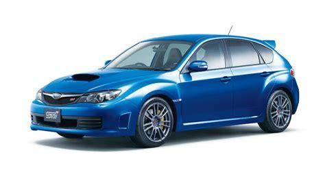 2009 Subaru Wrx Specs by 2009 Subaru Impreza Wrx Sti Spec C 18 Inch Wheels