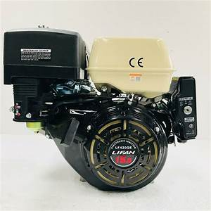 Lf420qe 15hp Lifan Electric Start Petrol Engine Replaces