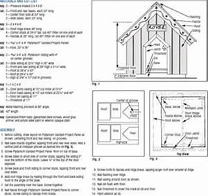 Build Dog Cat House Plans DIY PDF wood shop plans