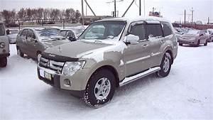 2007 Mitsubishi Pajero Iv  Start Up  Engine  And In Depth