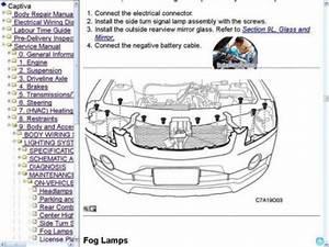 Manual De Taller Chevrolet Captiva    Captiva Sport