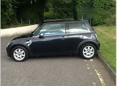 Sold to Beth & Jason 2006 MINI ONE SEVEN with Pepper