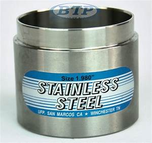 Trailer Bearing Buddy 1 980 Stainless Steel Protector For 3500lb 5 Lug Hubs
