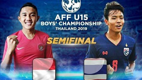 Sctv began broadcasting on 24 august 1990 in surabaya, east java as surabaya centra televisi. Live Streaming (Siaran Langsung) SCTV Semifinal Piala AFF U-15 Indonesia vs Thailand, Jadwal ...