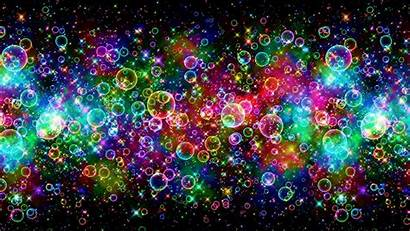 Colorful Desktop Backgrounds Wallpapers Creative Bubbles Digital