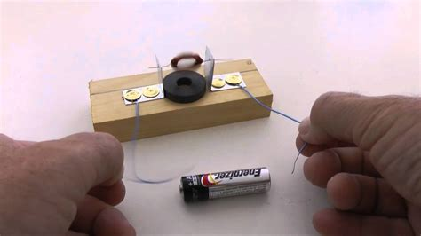 Build An Electric Motor how to build an electric motor at home this is pretty