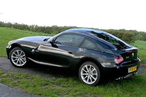 Bmw Z4 Coupé Review (2006  2008) Parkers