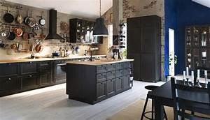 cuisine ikea metod marie claire With plan de maison moderne 14 cuisine rustique idee deco cuisine ancienne marie claire