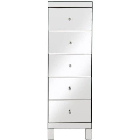 thin dressing table tall thin chest of drawers