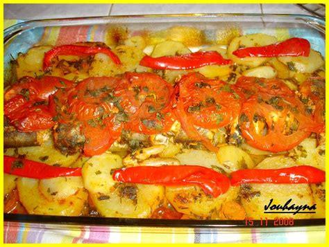 recette de cuisine marocaine choumicha merlan aux legumes au four quot la cuisine de jouhayna de a à z quot