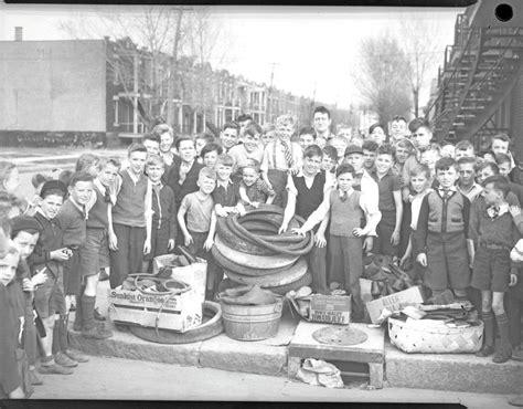 Brigade Enfantine Dans Rosemont
