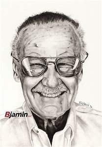 Omaha artist's Stan Lee portrait was so good that it's ...