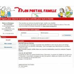 Portail Famille Le Pontet : le portail famille montigny l s cormeilles ~ Dailycaller-alerts.com Idées de Décoration