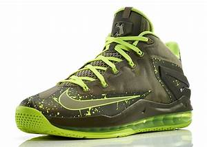 "Nike LeBron 11 Low ""Dunkman"" Official Photos 