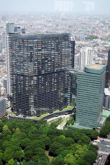 tokyo nishi shinjuku central park tower la