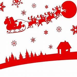 Weihnachtsmotive Schwarz Weiß : weihnachtsmann rentiere rot weiss naturstein f r weihnachten ~ Buech-reservation.com Haus und Dekorationen