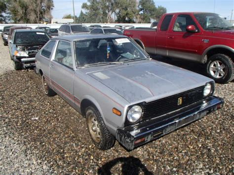 Datsun 310 For Sale by Auto Auction Ended On Vin Hn10175045 1980 Datsun 310 In