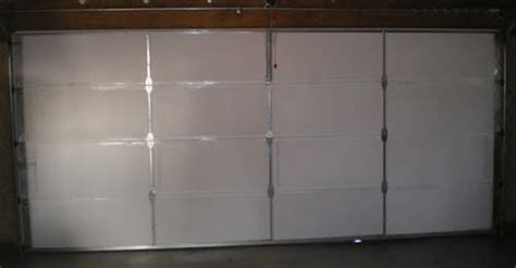 what type of insulation to use in garage garage door insulation types benefits and costs