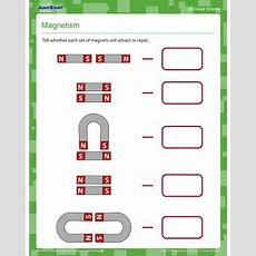 Magnetism  Science Worksheet For 5th Grade Kids Jumpstart