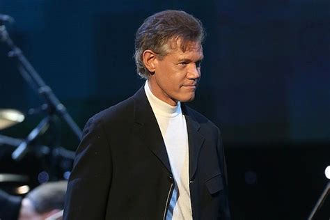 Randy Travis On The Road To Recovery?