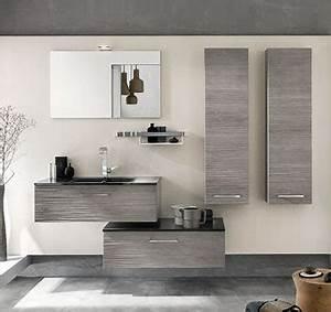 meuble bas salle de bain design With salle de bain design avec meuble bas de salle de bain pas cher