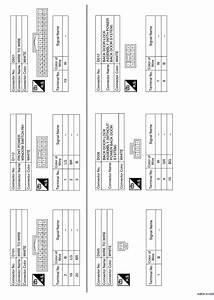 Nissan Rogue Service Manual  Wiring Diagram