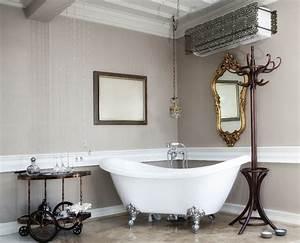 Victorian, Bathroom, Mirror
