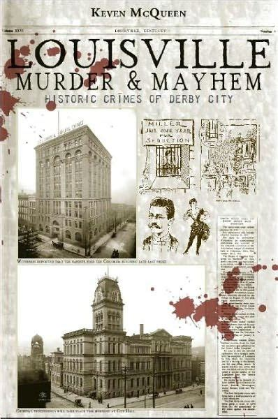 barnes and noble louisville ky louisville murder historic crimes of derby city