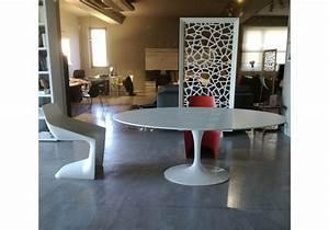 Tisch Aus Holz : saarinen oval tisch aus holz knoll milia shop ~ Watch28wear.com Haus und Dekorationen