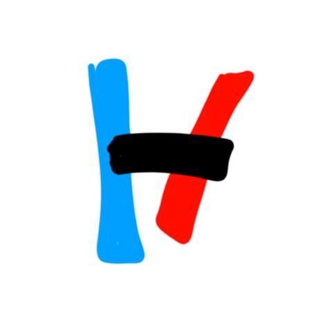 twenty  pilots  logo top twentyonepilots twentyon