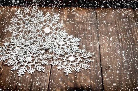 christmas decoration snowflakes  stock photo