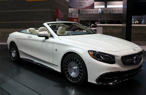 maybach mercedes white first look at the mercedes benz maybach s650 cabriolet