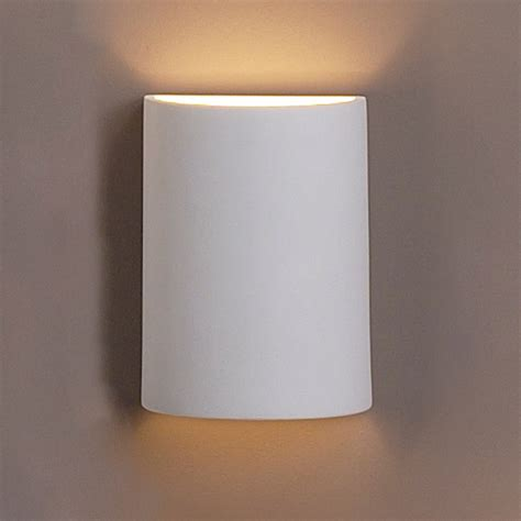 contemporary cylinder wall sconce contemporary