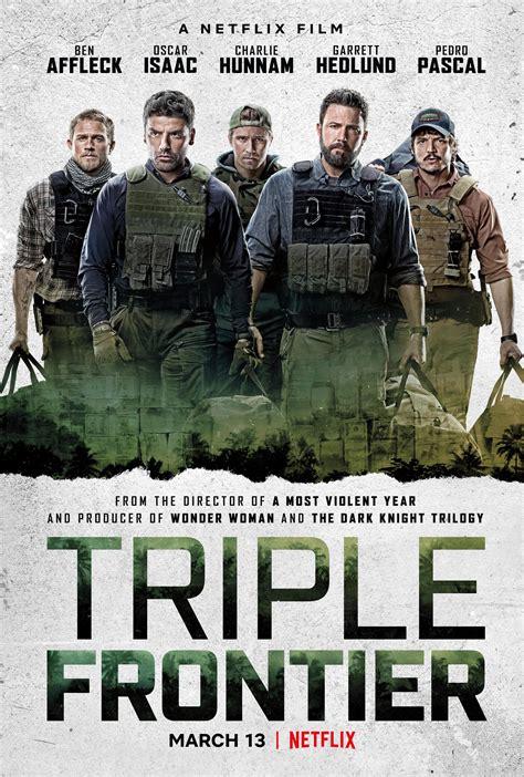 netflix releases  trailer  heist film triple