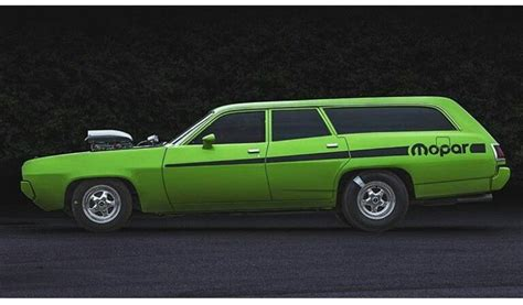 Charger Station Wagon by Mopar Wagon Dodge Charger Classic Cars