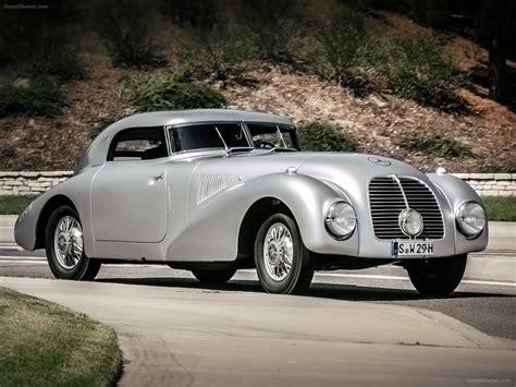 Mercedes Benz 540k Streamliner 1938 Exotic Car Wallpapers