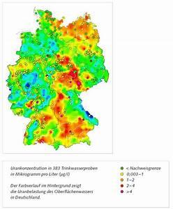 Die 20 Besten Wohnmobil Touren In Deutschland : uran in d ngemittel und daher auch im grundwasser ~ Kayakingforconservation.com Haus und Dekorationen
