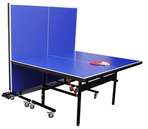 table de ping pong bleue magasin en ligne gonser