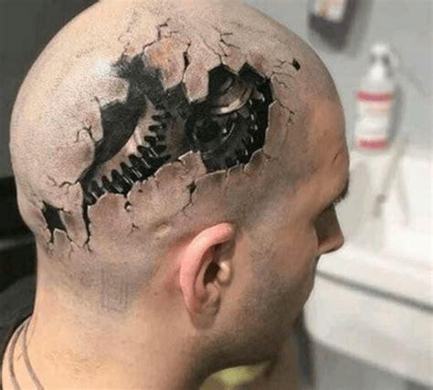 tattoo kopf sollte er es wagen tattoosideencom