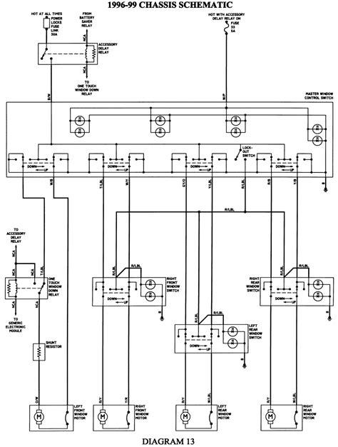 02 Ford Tauru Se Starter Relay Wiring Diagram by 1999 Mercedes Truck Ml320 3 2l Fi Sohc 6cyl Repair