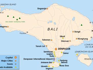 bali region information bali general information